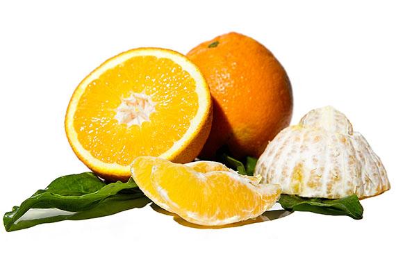 Was sind Faszien einfach erklärt - Orange Faserngewebe
