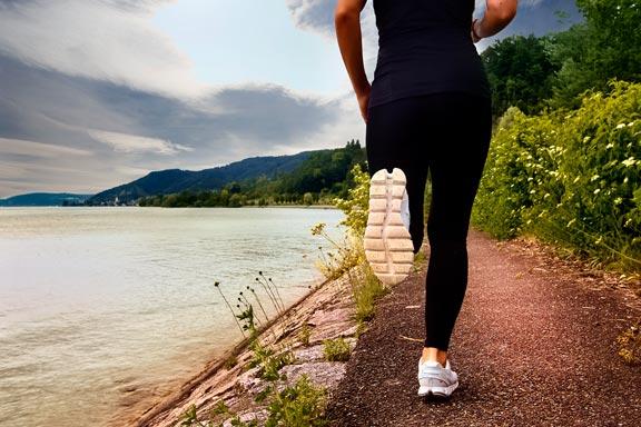 Tipp 2 zum Abnehmen - Bewegung