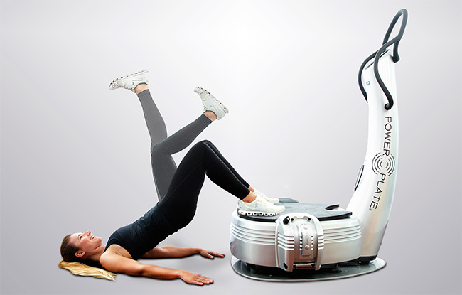 Power Plate Training - Tipp 3