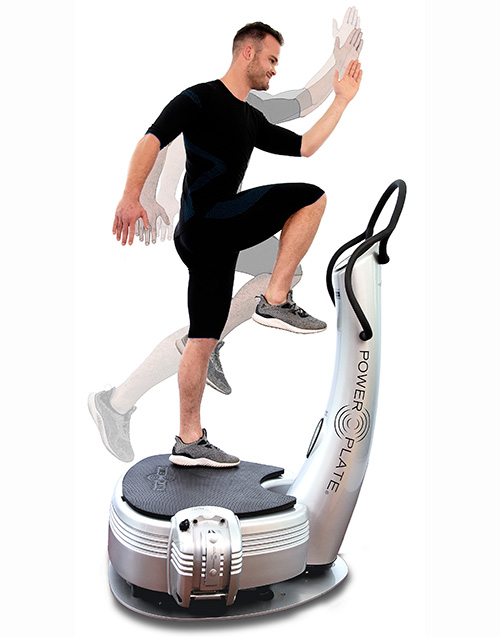 Wer braucht Power Plate Training